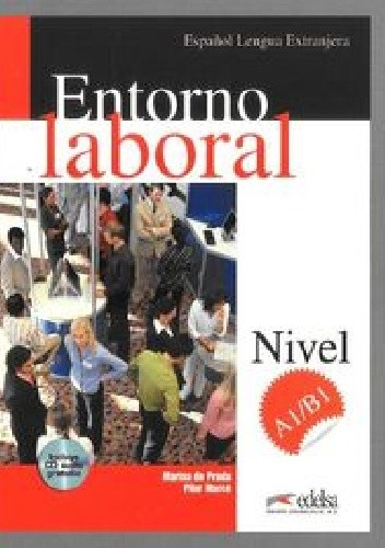 Okładka książki Entorno laboral Nivel A1/B1