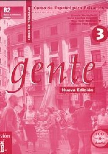 Okładka książki Gente 3 B2 Nueva edicion