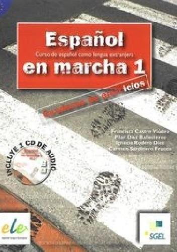 Okładka książki Espanol en marcha 1 Ćwiczenia