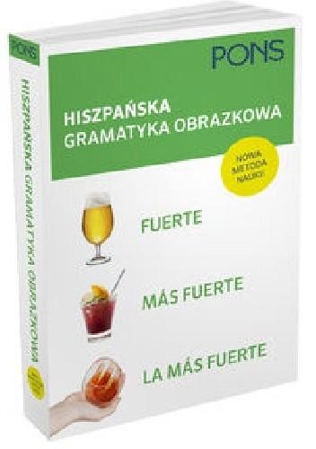 Okładka książki Hiszpańska gramatyka obrazkowa