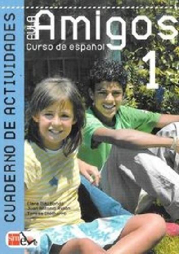 Okładka książki Aula Amigos 1 Curso de espanol