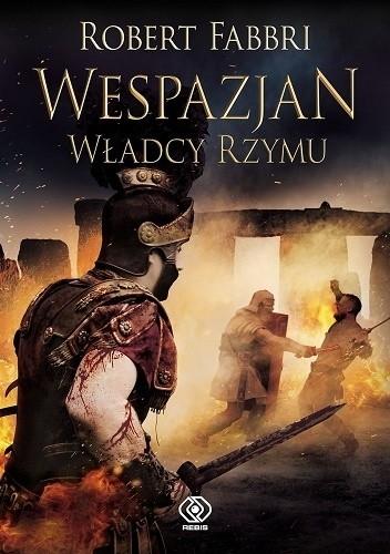 Okładka książki Wespazjan. Władcy Rzymu