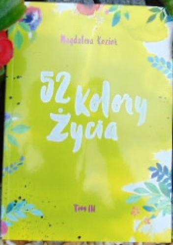 Okładka książki 52 Kolory Życia t.3