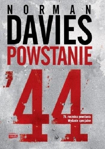 Okładka książki Powstanie '44