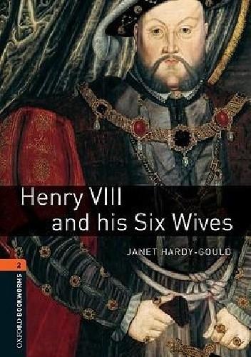 Okładka książki Henry VIII and his Six Wives