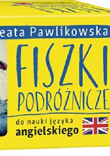 Okładka książki Fiszki podróżnicze - język angielski