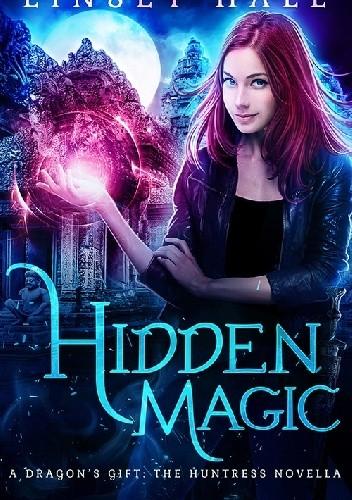 Okładka książki Hidden Magic