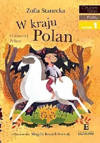 Okładka książki W kraju Polan