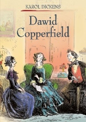 Okładka książki Dawid Copperfield t. II