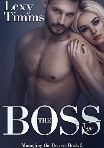 Okładka książki The Boss Too