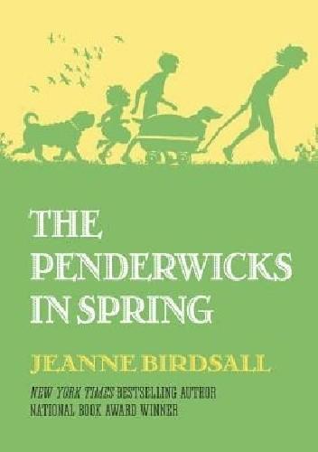 Okładka książki The Penderwicks in Spring