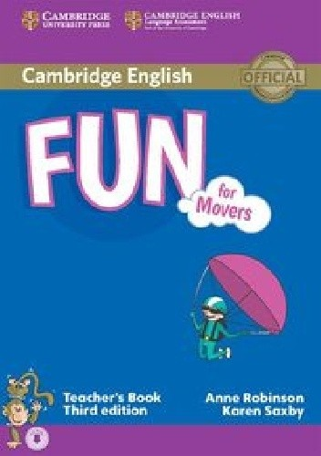 Okładka książki Fun for Movers Teacher's Book