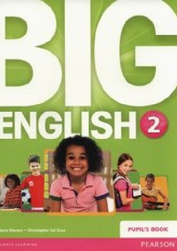 Okładka książki Big English 2 Pupil's Book