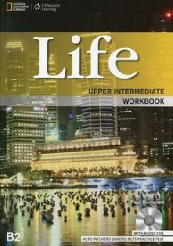 Okładka książki Life Upper Intermediate Workbook