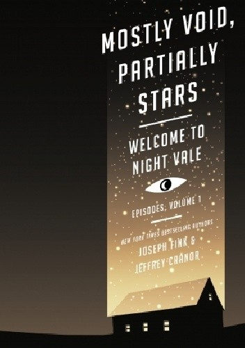 Okładka książki Mostly Void, Partially Stars