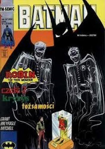Okładka książki Batman 2/92