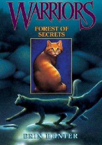 Okładka książki Warriors #3: Forest of Secrets