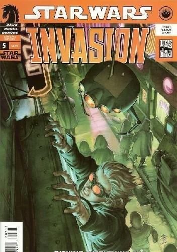 Okładka książki Star Wars: Invasion #5