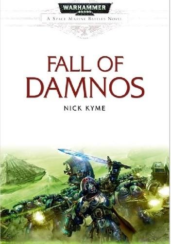 Okładka książki Fall of Damnos