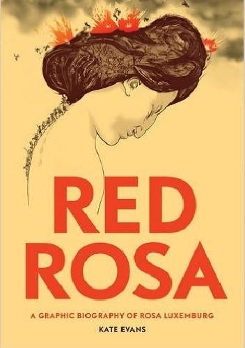 Okładka książki Red Rosa