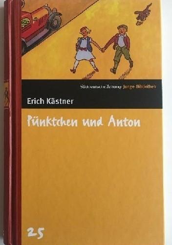 Okładka książki Pünktchen und Anton