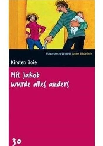 Okładka książki Mit Jakob wurde alles anders