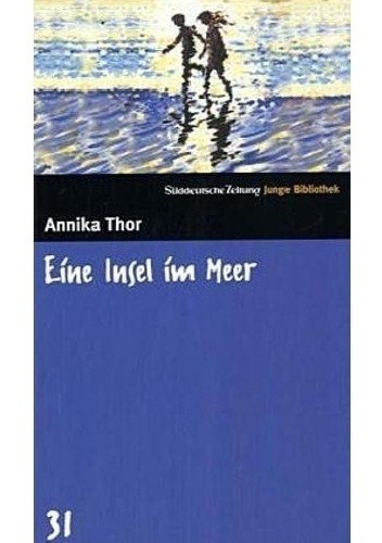 Okładka książki Eine Insel im Meer