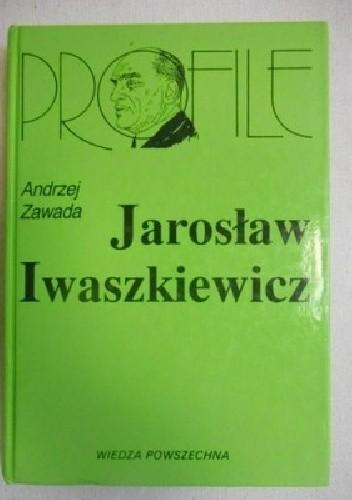 Okładka książki Jarosław Iwaszkiewicz