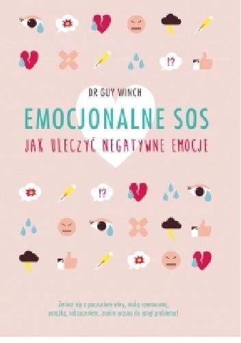 Okładka książki Emocjonalne SOS