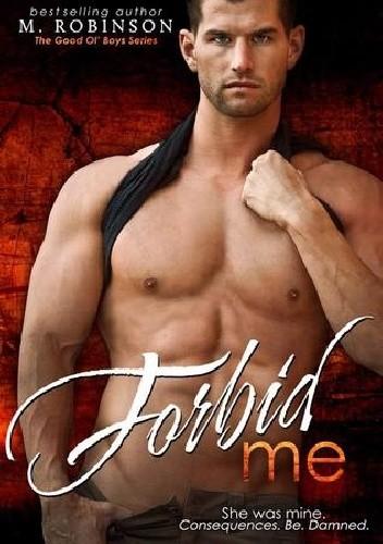 Okładka książki Forbid Me