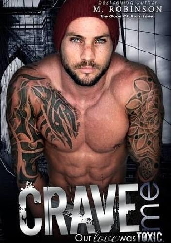 Okładka książki Crave Me