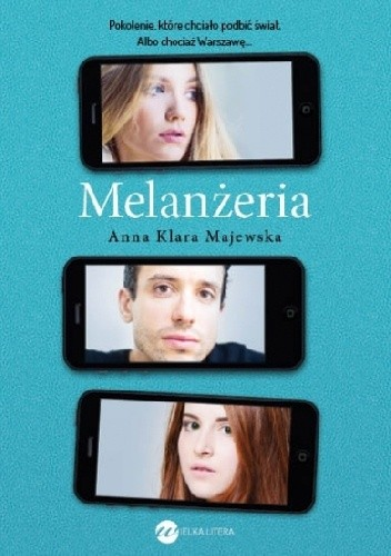 Okładka książki Melanżeria