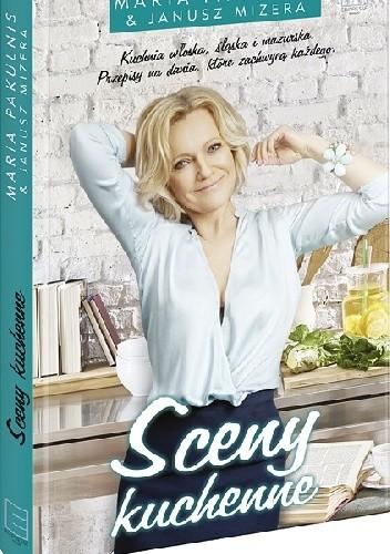 Okładka książki Sceny kuchenne
