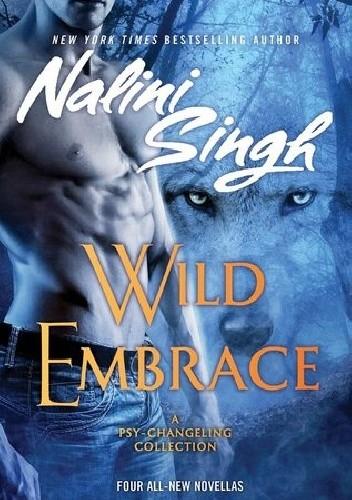 Okładka książki Wild Embrace
