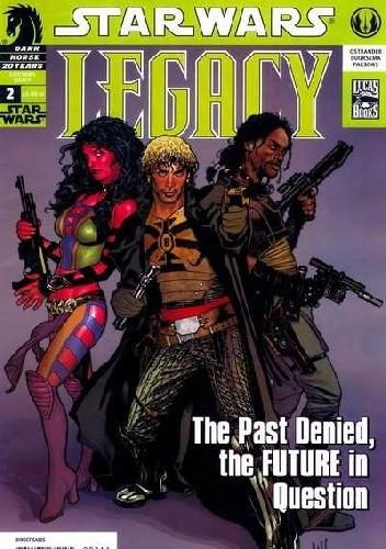 Okładka książki Star Wars: Legacy #2