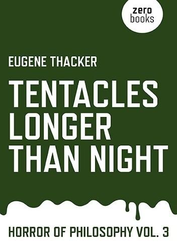 Okładka książki Tentacles Longer Than Night: Horror of Philosophy vol. 3