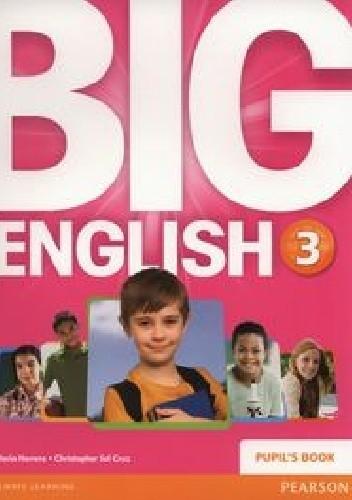 Okładka książki Big English 3 Pupil's Book