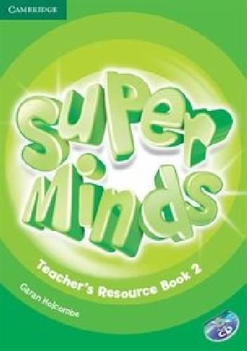 Okładka książki Super Minds Teacher's Resource Book 2