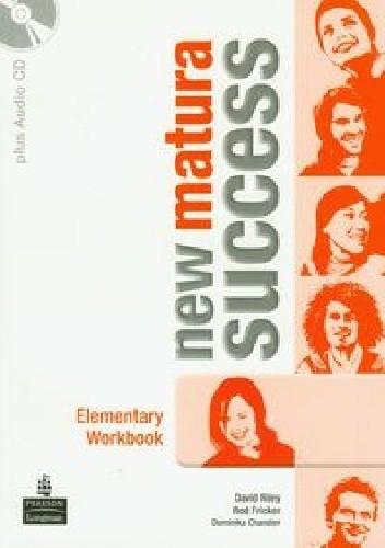 Okładka książki New Matura Success Elementary Workbook