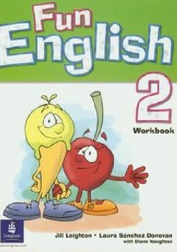 Okładka książki Fun English 2 Workbook