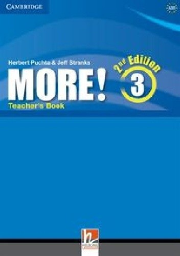 Okładka książki More! 3 Teacher's Book 2nd Edition
