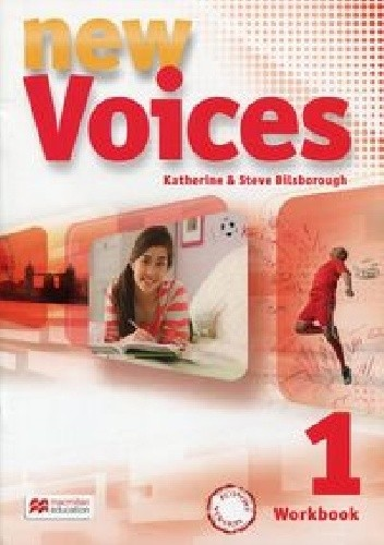 Okładka książki New Voices 1 Workbook