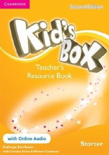 Okładka książki Kid's Box Starter Teacher's Resource Book 2nd Edition
