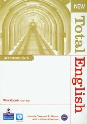 Okładka książki New Total English Intermediate Workbook