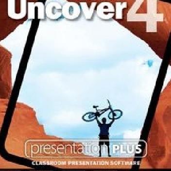 Okładka książki Uncover 4 Presentation Plus
