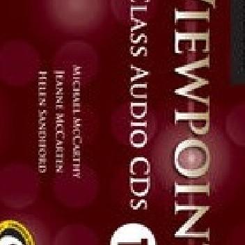 Okładka książki Viewpoint 1 Class Audio CDs