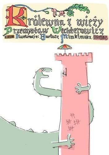 Okładka książki Królewna z wieży