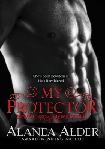 Okładka książki My Protector