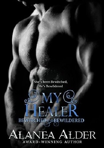 Okładka książki My Healer
