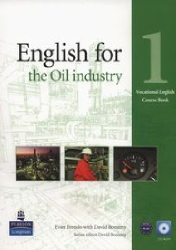 Okładka książki English for the Oil industry 1 Course Book